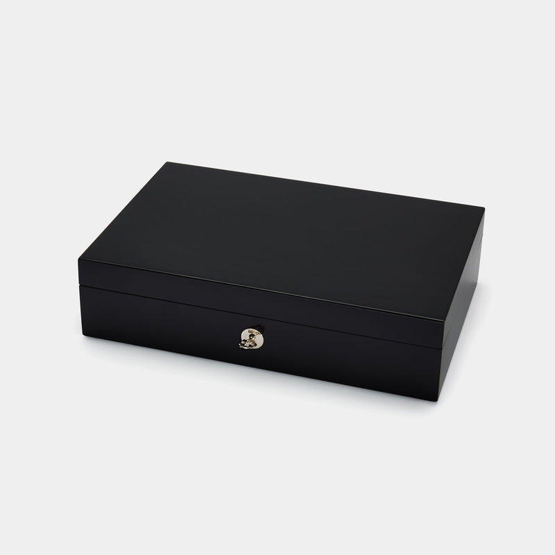 Pen Box in Black Lacquer-ANTORINI®