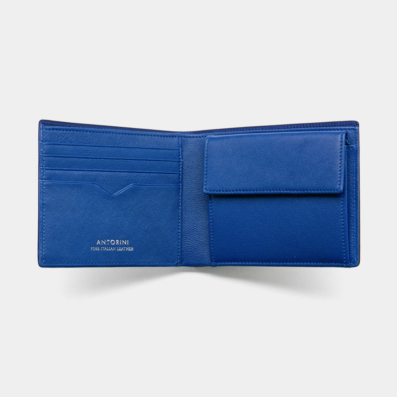 Men´s Wallet ANTORINI Elite in Blue-ANTORINI®