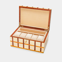 Watch Box in White Glamour-ANTORINI®