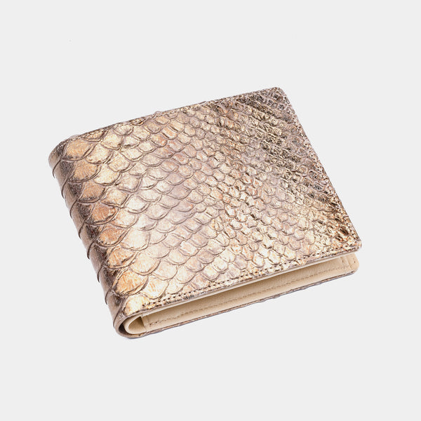 Men's Leather Wallet Essence in Bronze-ANTORINI®