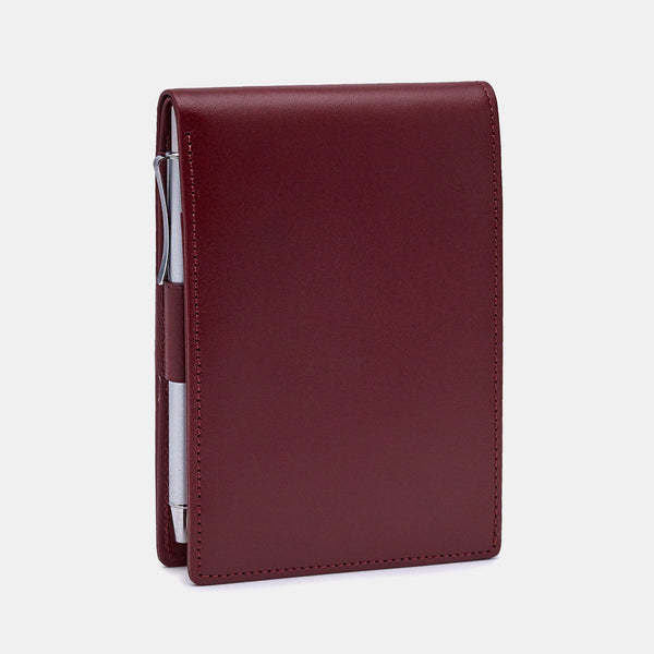 Pocket Memo Pad Burgundy-ANTORINI®