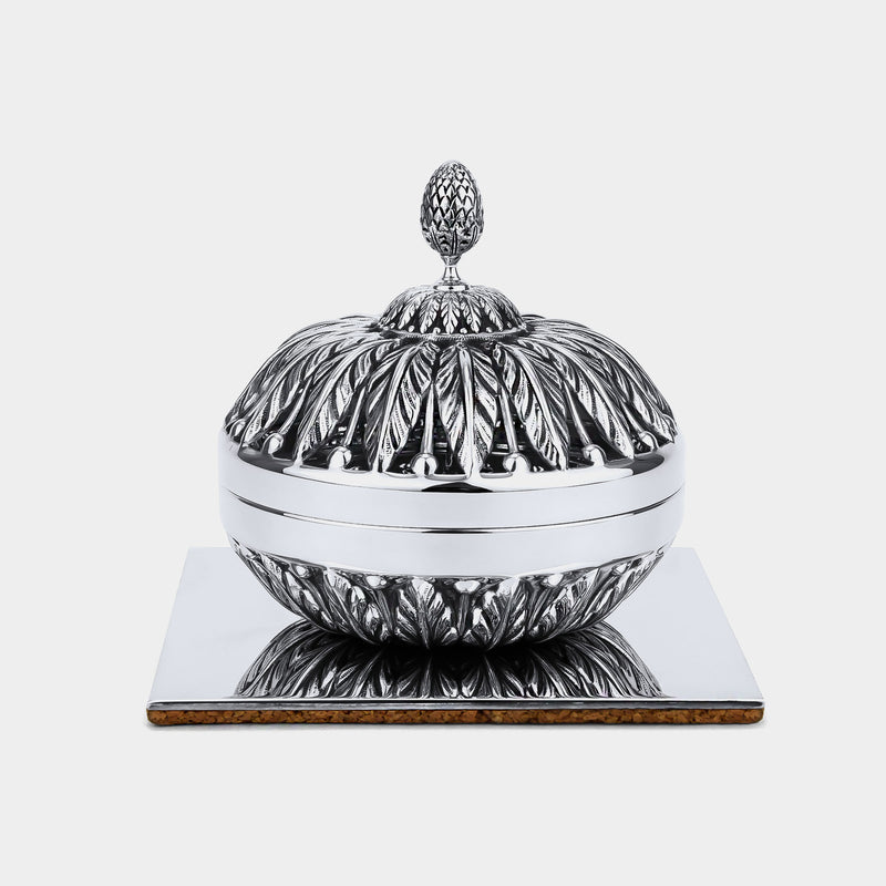 Incense Burner, Silver & Gold Plated-ANTORINI®
