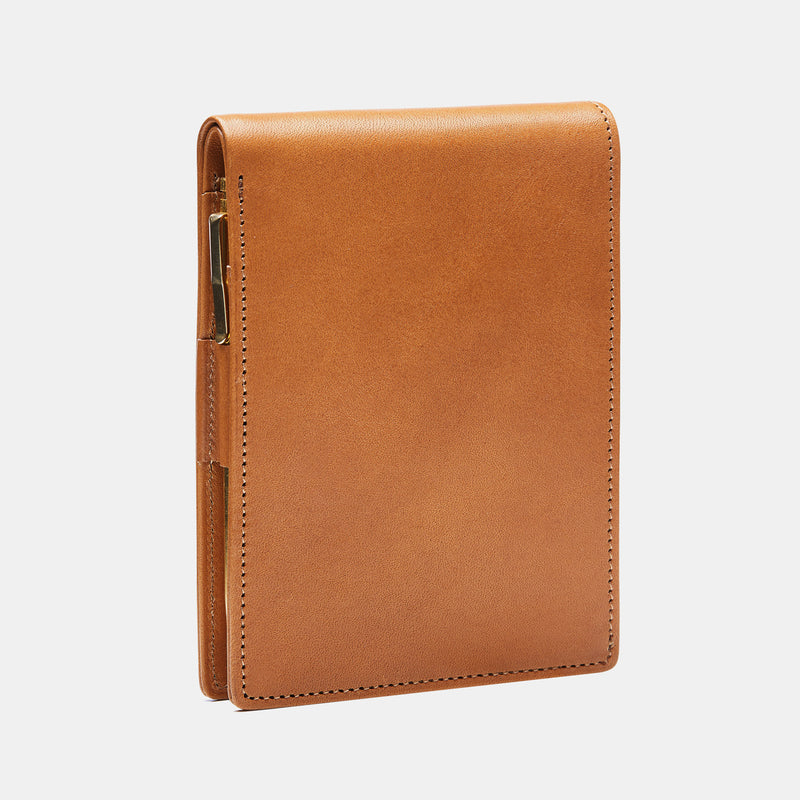 Pocket Memo Pad in Camel-ANTORINI®