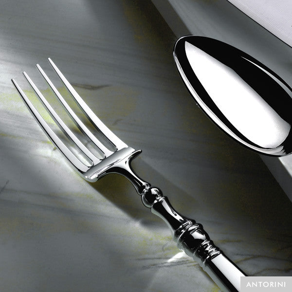 Silver Cutlery, Caninhas, 30 pieces for 6 people