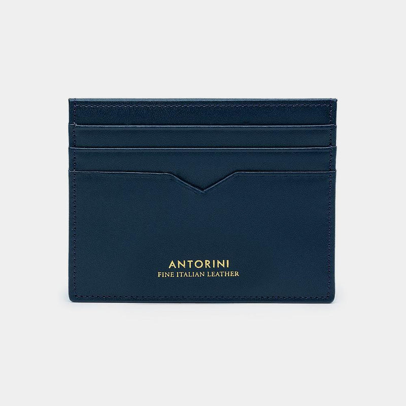 Card Wallet in Navy