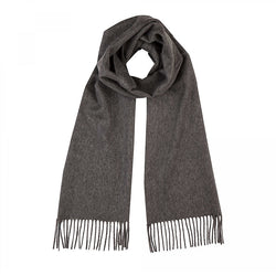 Men's Cashmere Scarf in Grey-ANTORINI®