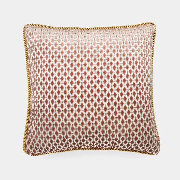 Luxury Pillow, Diamond Ruby, 50 cm-ANTORINI®