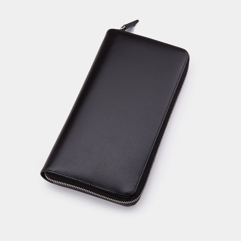 Travel Wallet in Satin-ANTORINI®