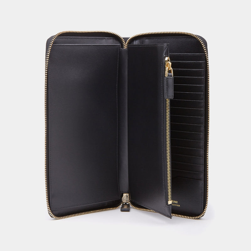 Travel Wallet in Terre-ANTORINI®