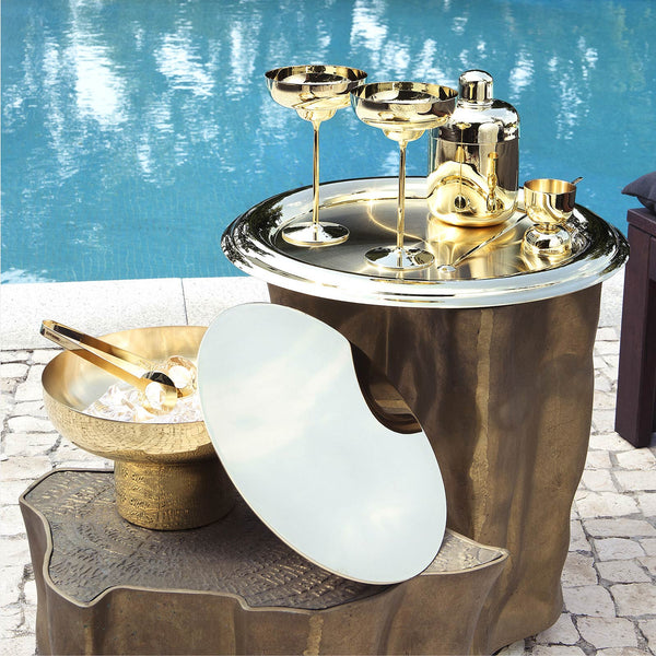 Ice Bucket Latón, Brass-ANTORINI®