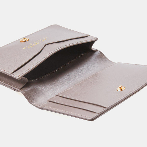 Credit & Business Holder in Grey Croc-ANTORINI®