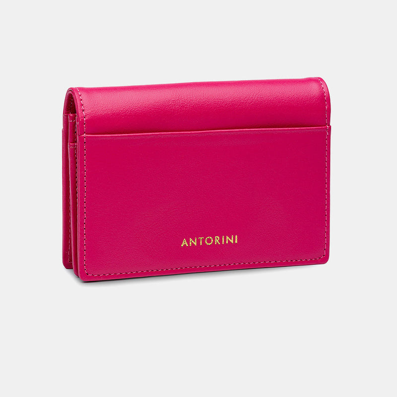 Credit & Business Card Holder in Pink-ANTORINI®