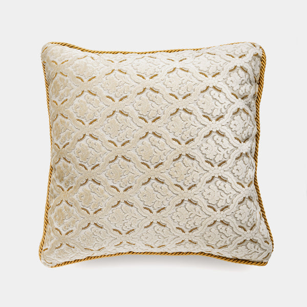 Luxury Pillow, Vintage Gold, 40 cm-ANTORINI®