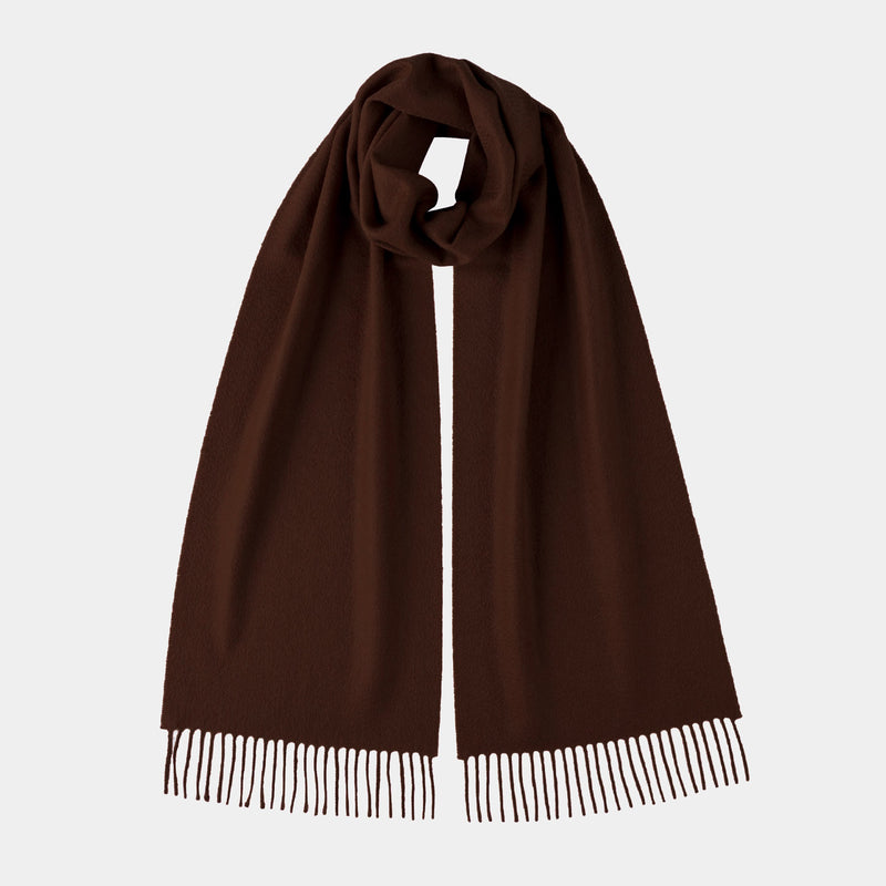 Cashmere Scarf in Brown-ANTORINI®