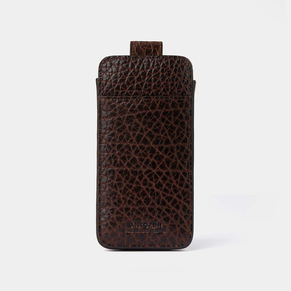iPhone 8 Plus Case in Bison Leather-ANTORINI®