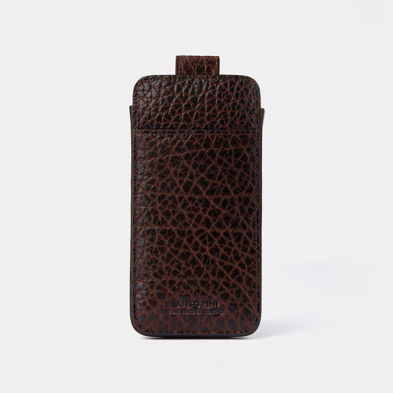 iPhone 8 Case in Bison Leather-ANTORINI®