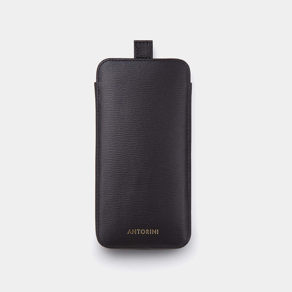 iPhone 8 Plus Case in Black Terre-ANTORINI®