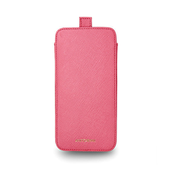 iPhone 7 Case in Pink Saffiano-ANTORINI®