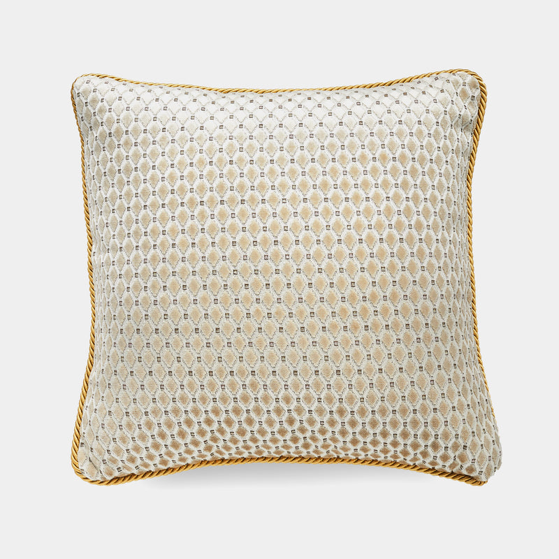 Luxury Pillow, Diamond Gold, 50 cm-ANTORINI®