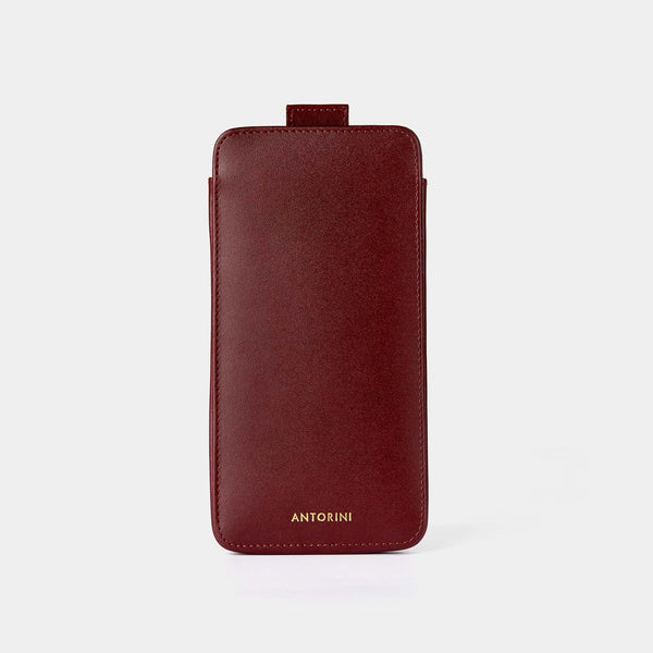 iPhone 8 Plus Case in Burgundy-ANTORINI®