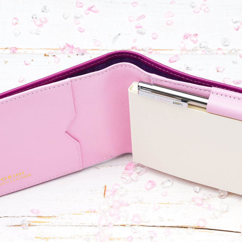 Pocket Memo Pad in Purple and Lila-ANTORINI®