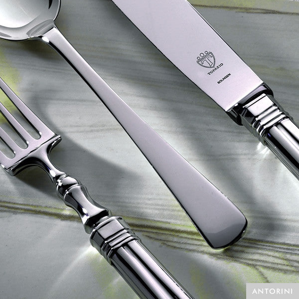 Silver Cutlery, Lisboa , 24 pieces for 6 people