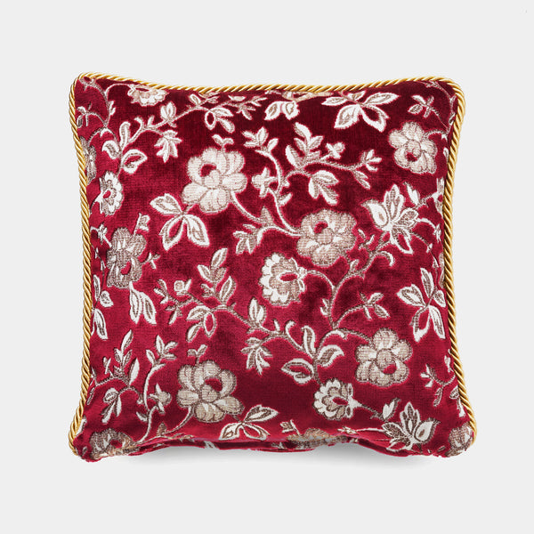 Luxury Pillow, Vintage Ruby, 40 cm-ANTORINI®