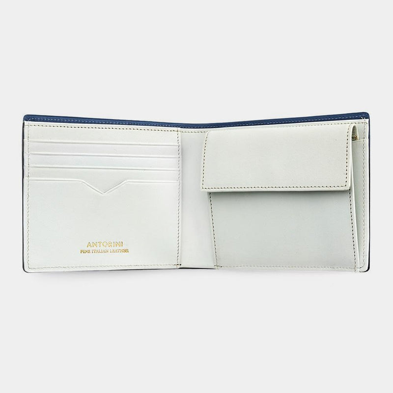 Men's Wallet in Navy