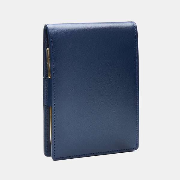Pocket Memo Pad in Navy-ANTORINI®