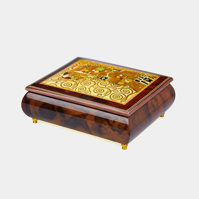 "Music Jewellery Box with Motive of ""The Tree of Life""-ANTORINI®"