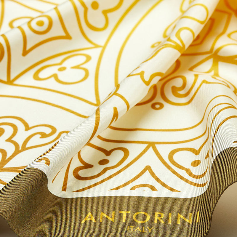 The ANTORINI Marco Polo Silk Scarf-ANTORINI®