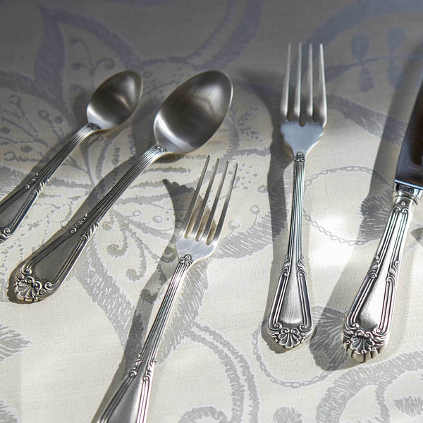 Silver Cutlery Palace 30 Piece Set, Silver 925/1000, 1404 g-ANTORINI®