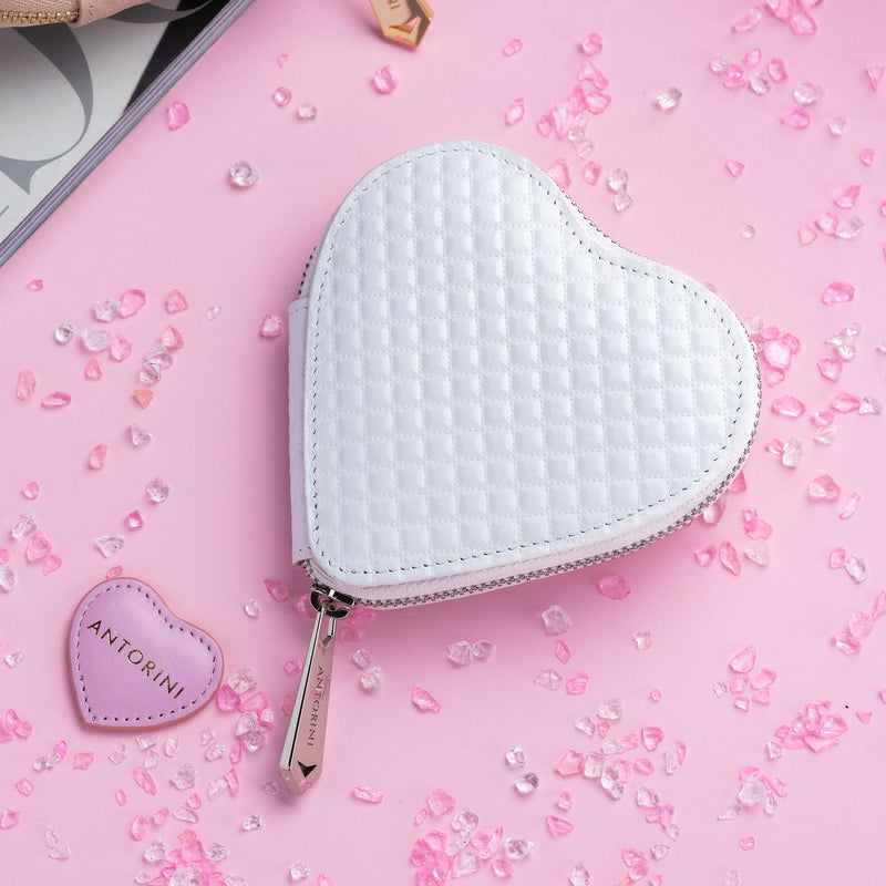 ANTORINI Romantic Heart , White