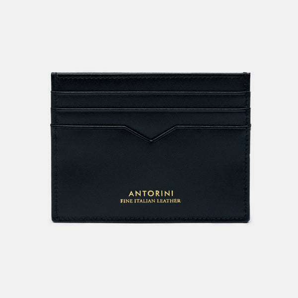 Card Wallet in Black-ANTORINI®