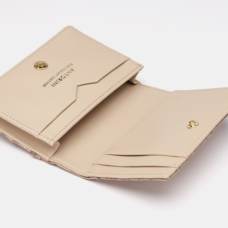Credit & Business Card Holder in Bronze-ANTORINI®