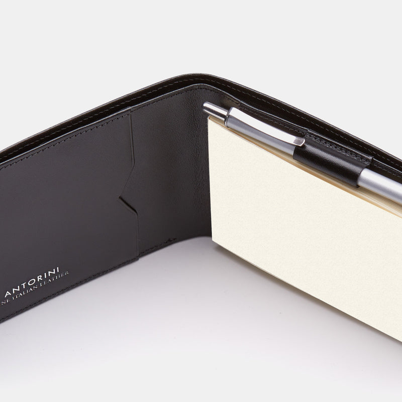 Pocket Memo Pad in Satin-ANTORINI®