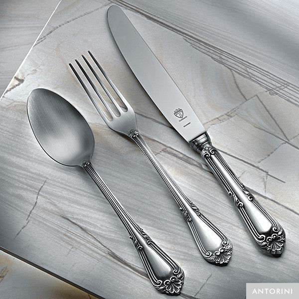 Silver Sugar/Tea Spoon, Joao V.