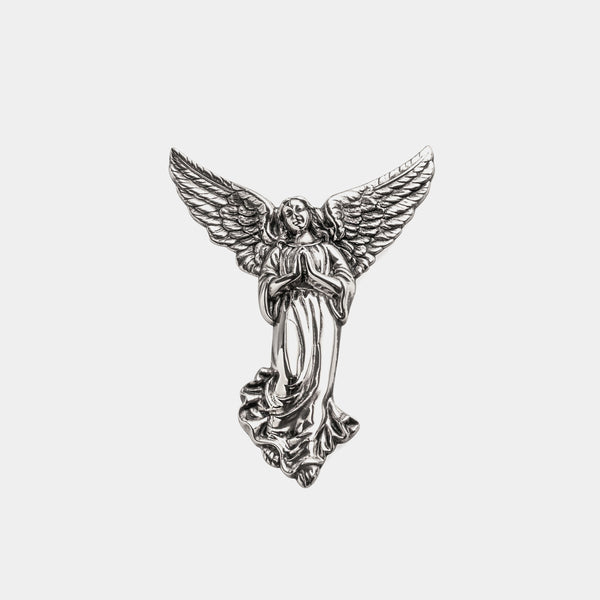 Copy of Guardian Angel, silver plated, 8 cm-ANTORINI®