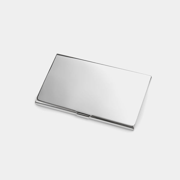 Silver-Plated Business Card Holder-ANTORINI®