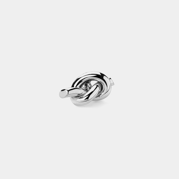 Lapel Pin Gordiano, Sterling Silver, 925/1000, 4,2 g-ANTORINI®