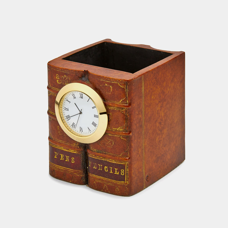 Square Penpot with Clock-ANTORINI®