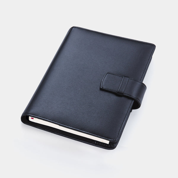 Leather A5 Padfolio in Terre with Notepad-ANTORINI®