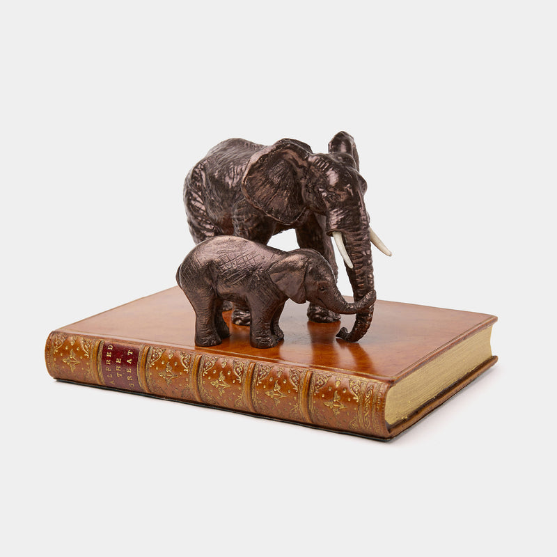 Paperweight with Elephants-ANTORINI®