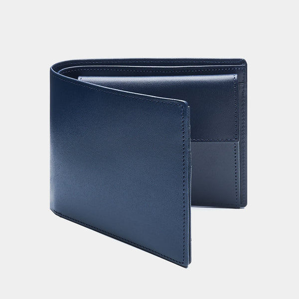 Men's Wallet ANTORINI in Dark Navy-ANTORINI®