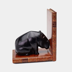 Pair of Bookends - Hippos-ANTORINI®