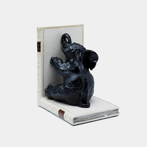 Elephant Bookends Bronzed Pair-ANTORINI®
