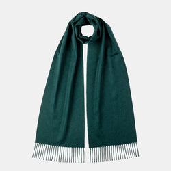 Cashmere Scarf in Green-ANTORINI®