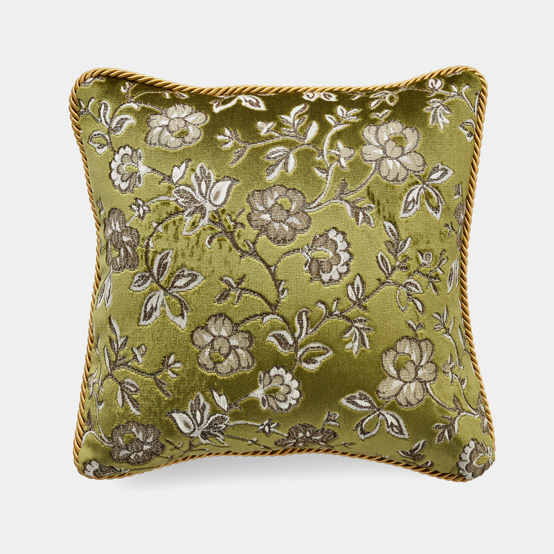 Luxury Pillow, Vintage Green, 50 cm-ANTORINI®