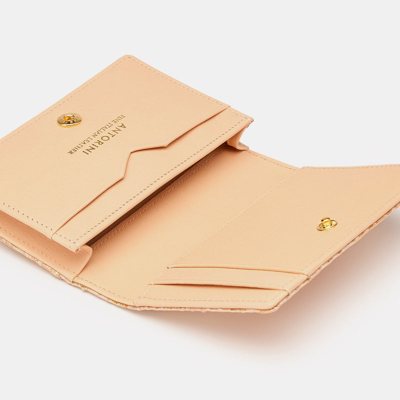 Credit & Business Card Holder in Gold-ANTORINI®