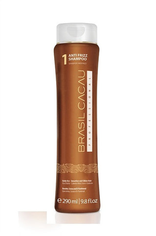 Brasil Cacau Anti Frizz Shampoo 290ml